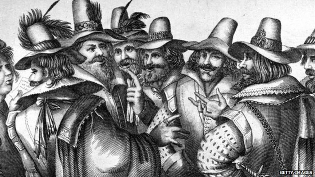 Was Guy Fawkes a fall ...