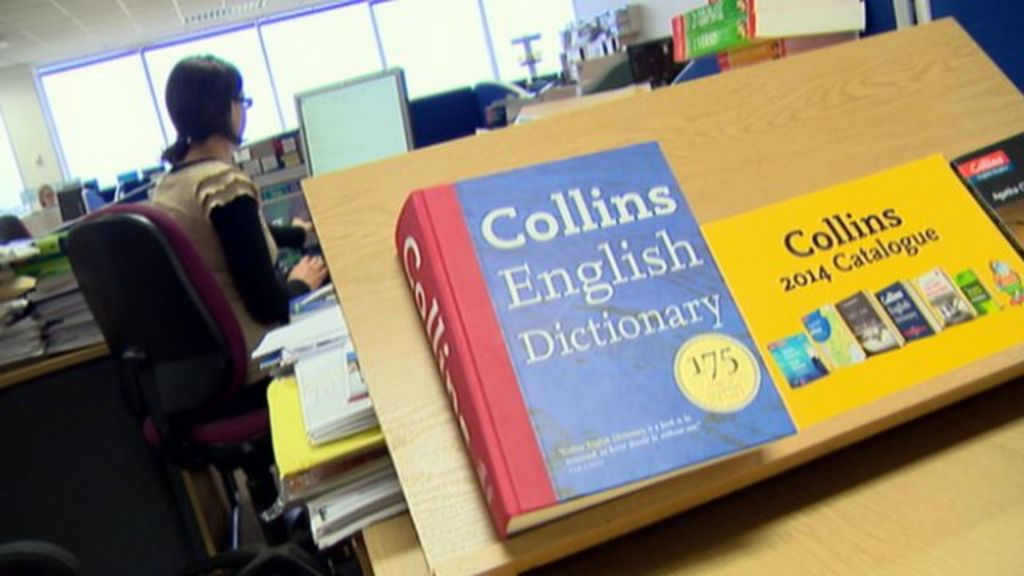 The latest print edition of the Collins English dictionary contains 50,000  newly-added words including selfie, onesie and photobomb