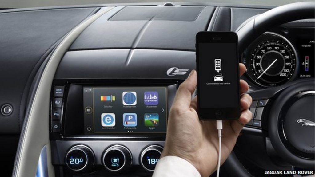 Is your connected car spying on you? - BBC News