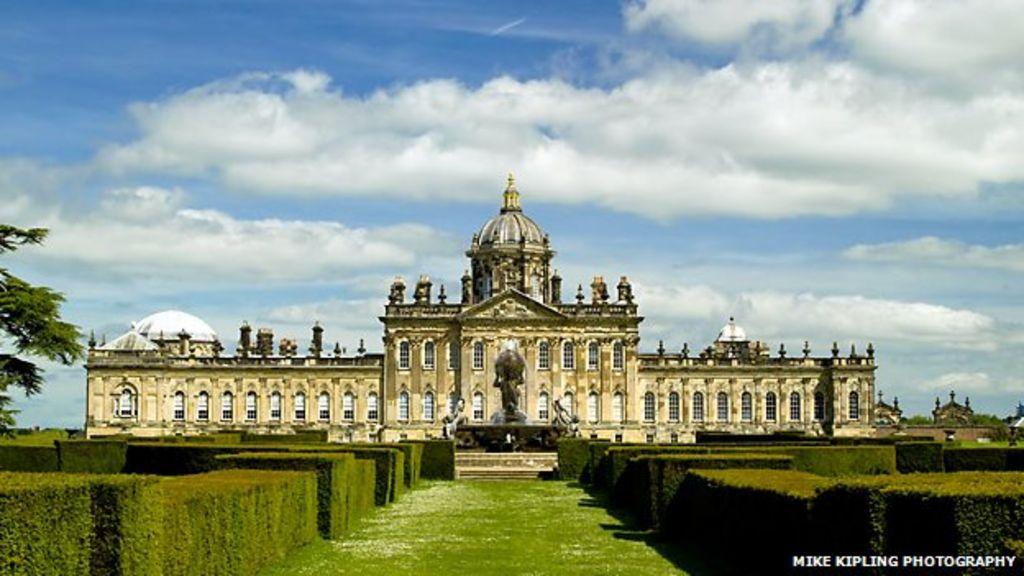 simon howard hands over running of castle howard estate bbc news. Black Bedroom Furniture Sets. Home Design Ideas