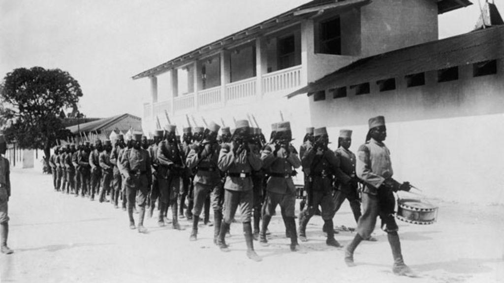 Six unexpected WW1 battlegrounds