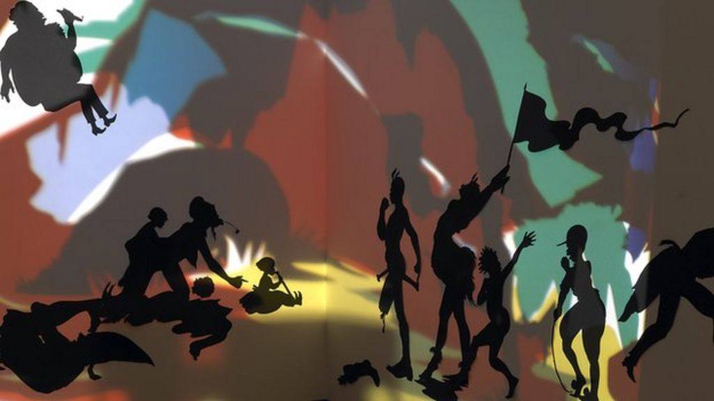Kara Walker Darkytown Rebellion 9798 | TWCENTER