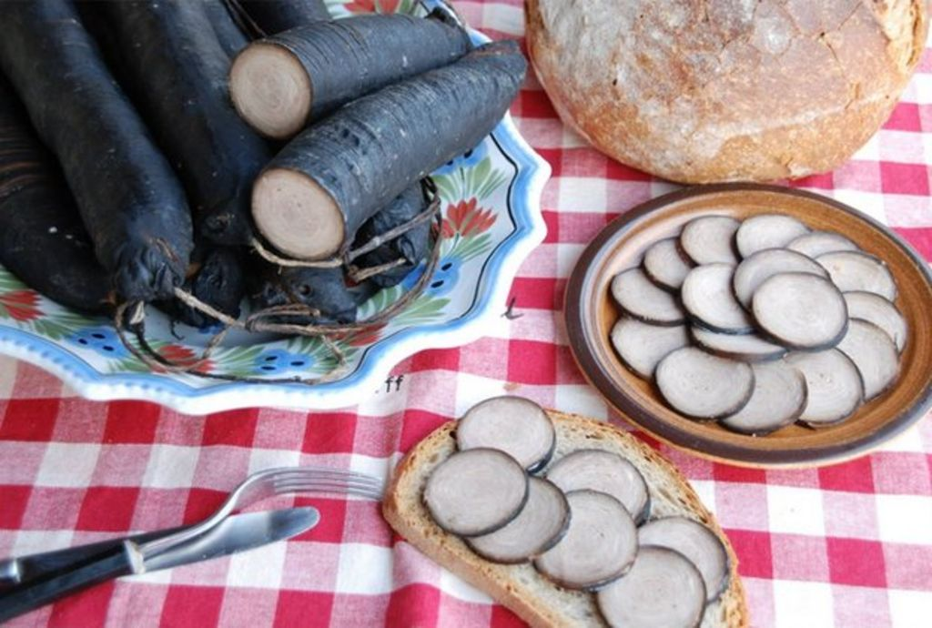 The French Delicacy Made Of 25 Layers Of Pig Intestines