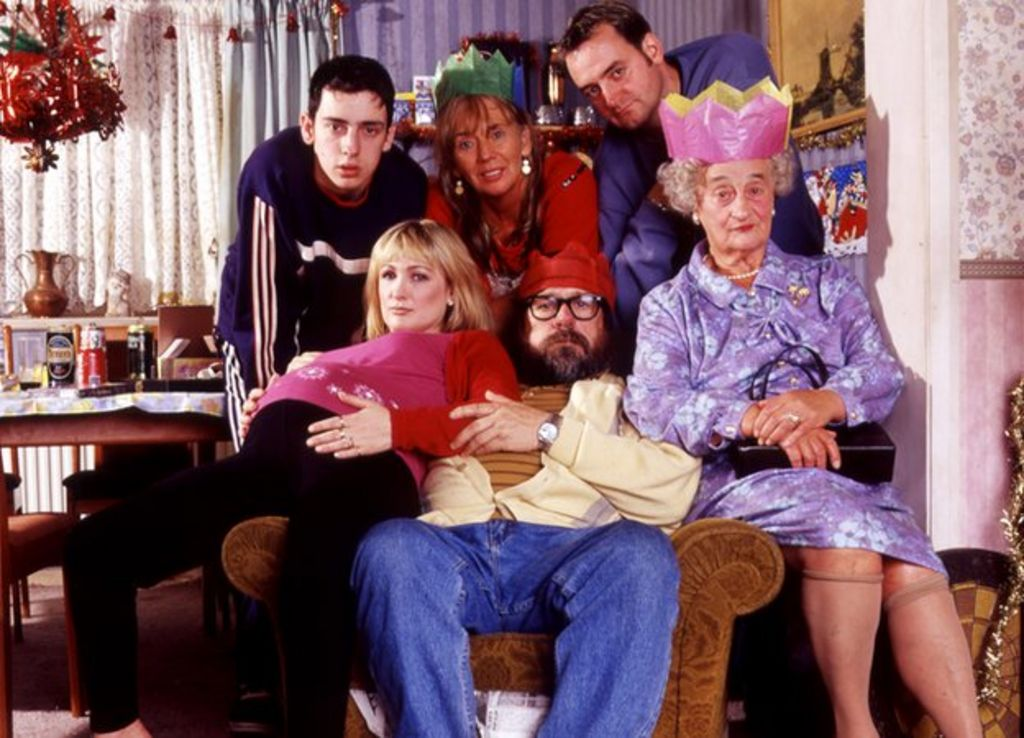 royle family christmas special 1999