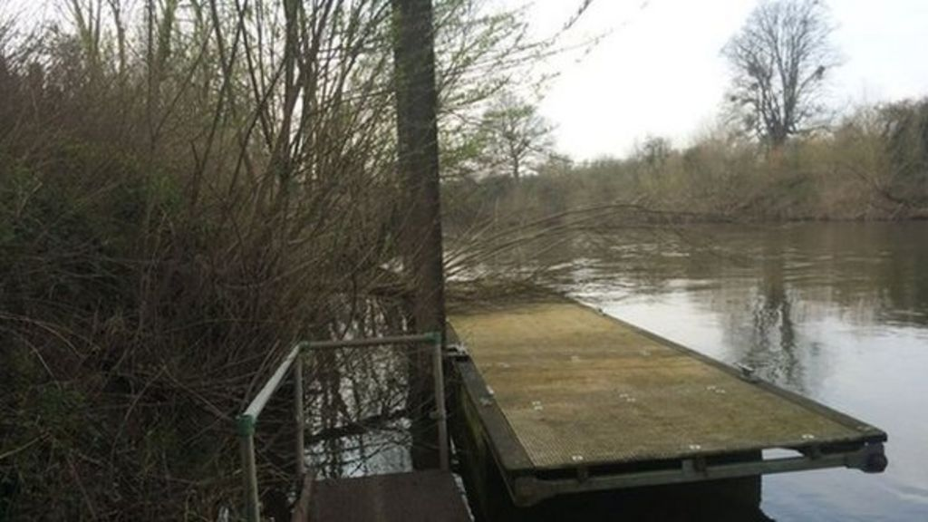 River Bank Repair : Grant to repair river severn bank in worcester bbc