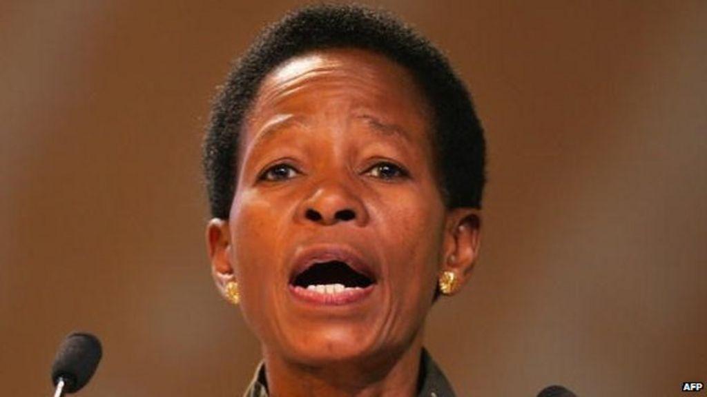 Tanzania's Kikwete sacks Tibaijuka amid corruption row - BBC News