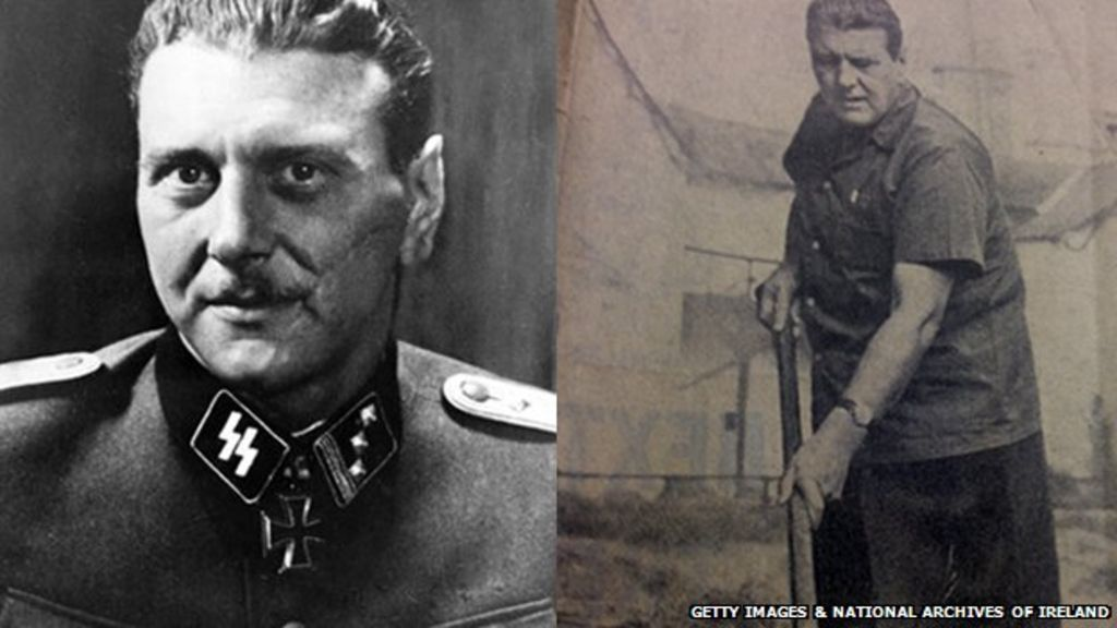 How Did Hitler S Scar Faced Henchman Become An Irish