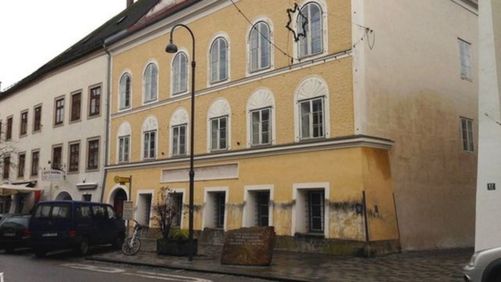 Hitler house in Austria to become police station