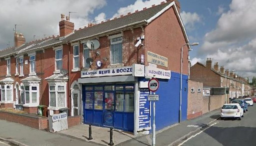 man charged over bilston shopkeeper stabbing bbc news. Black Bedroom Furniture Sets. Home Design Ideas