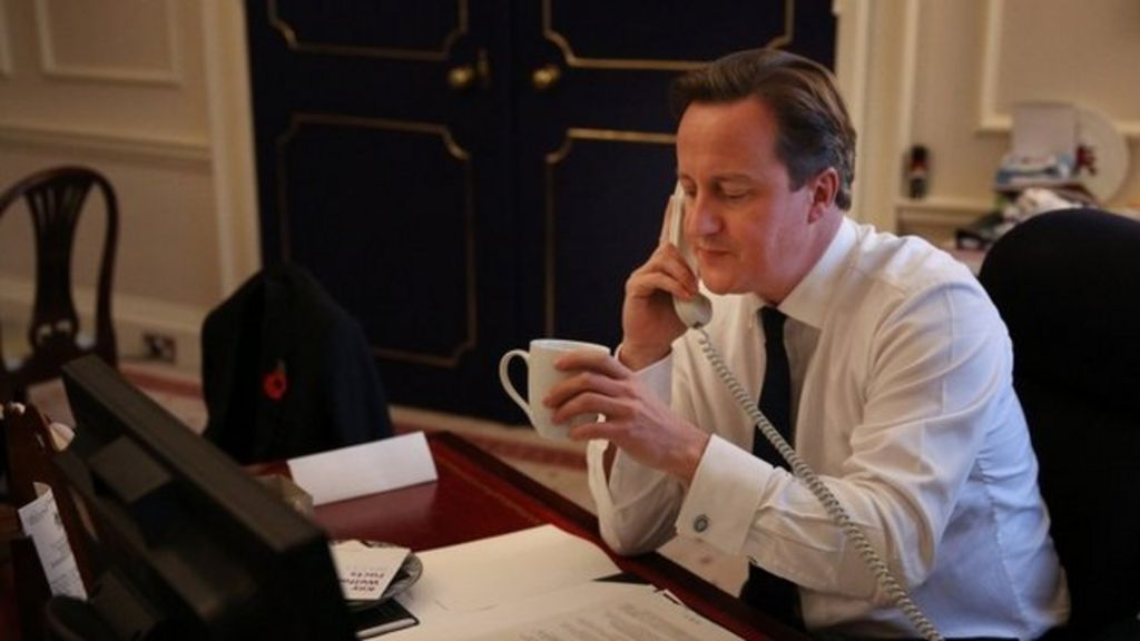 David cameron says hoax call did not breach security bbc news - Office of prime minister uk ...