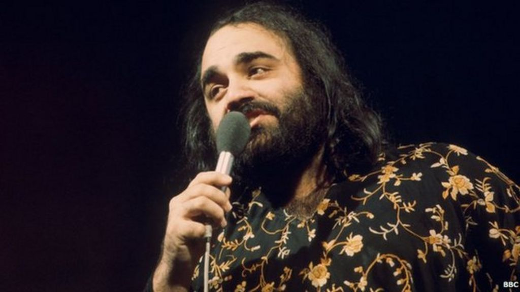 Demis roussos nationality