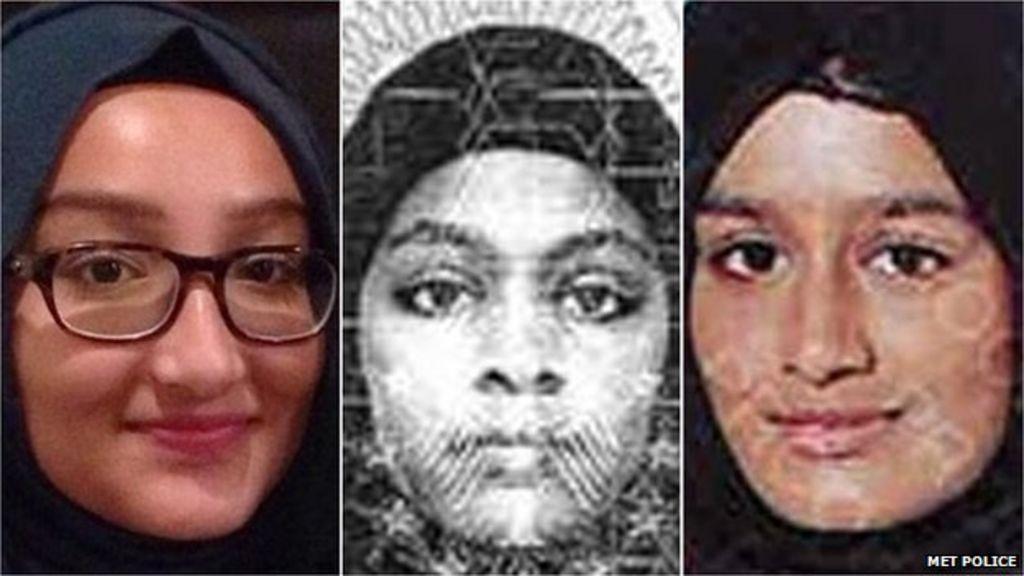 Syria girls: Shamima Begum used older sister's passport