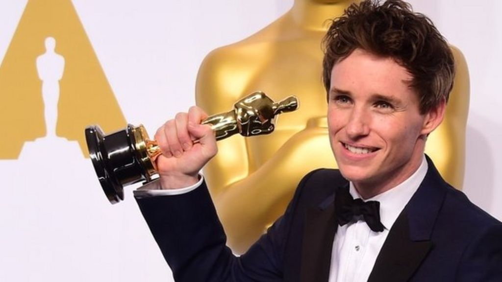 Oscars 2015: Ed Redmayne wins best actor - BBC News