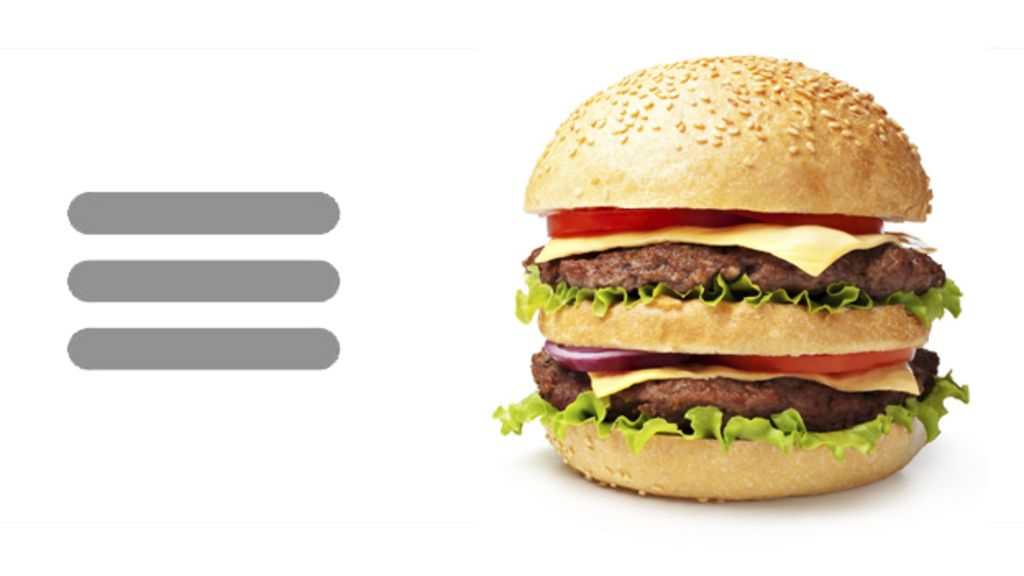 Hamburger Icon How These Three Lines Mystify Most People Bbc News