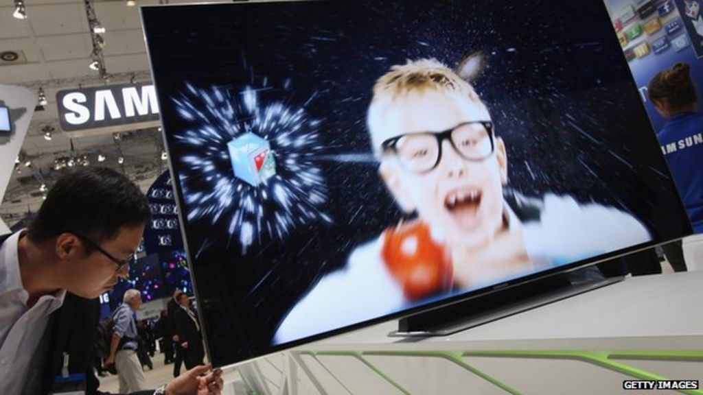 Samsung hit by latest smart TV issue - BBC News