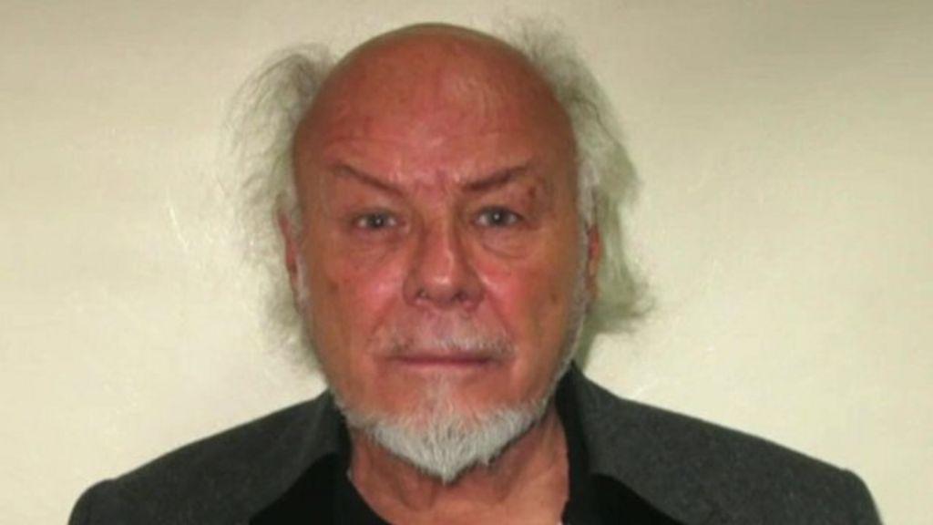 Gary Glitter jailed for 16 yea...