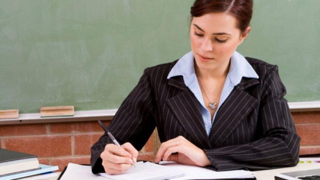 teachers give higher marks to girls bbc news