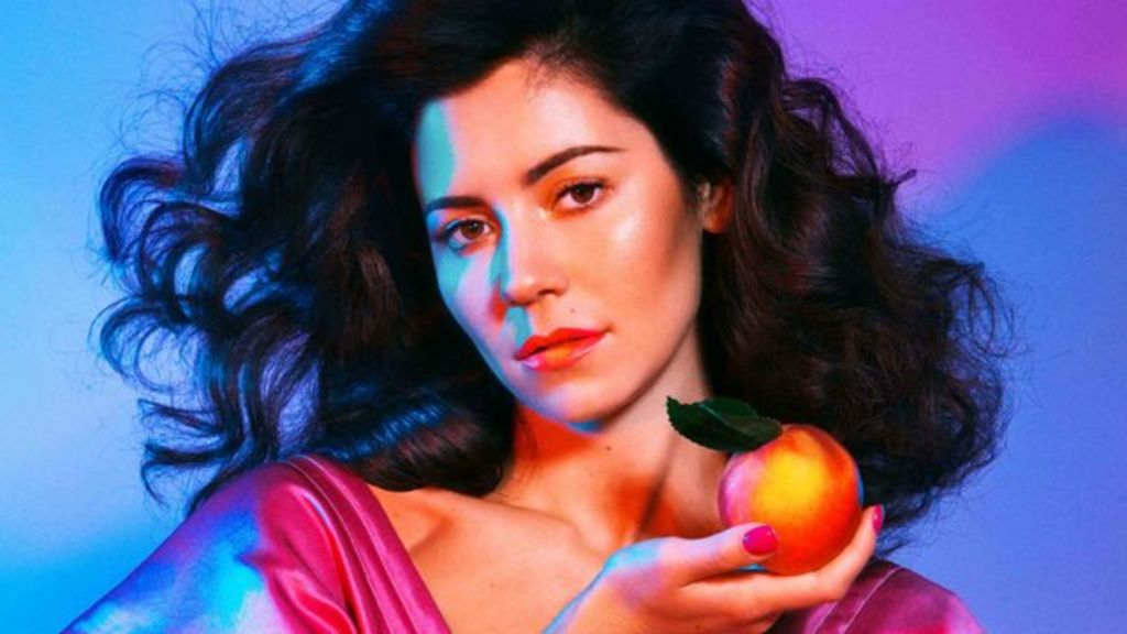 Marina And The Diamonds Co Writing Is Killing Pop Music Bbc News