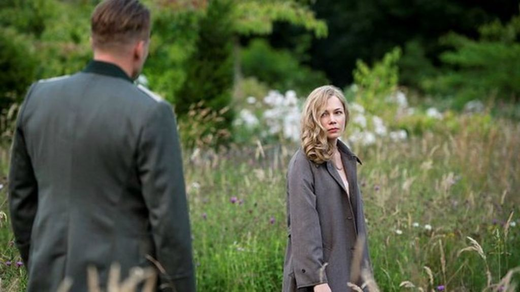 Michelle Williams overwhelmed by Suite Francaise role , BBC News