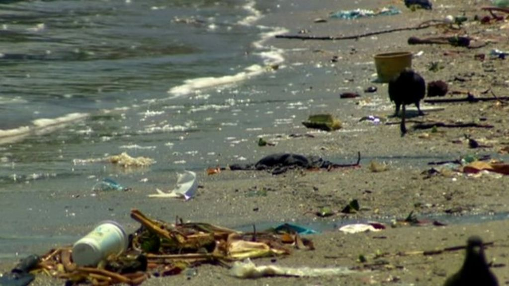 South Beach Water Contaminated