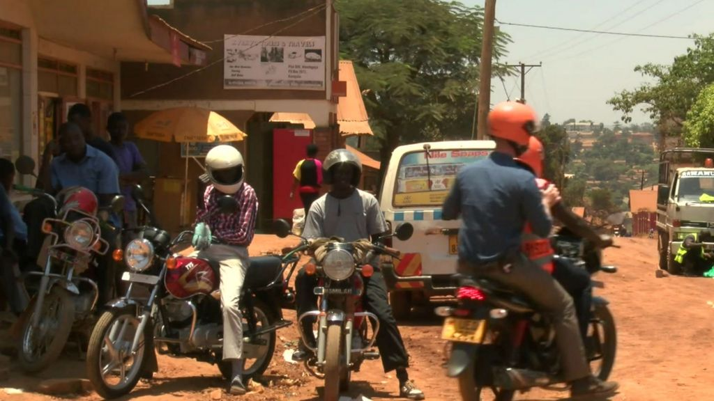 African bicycle culture boda boda
