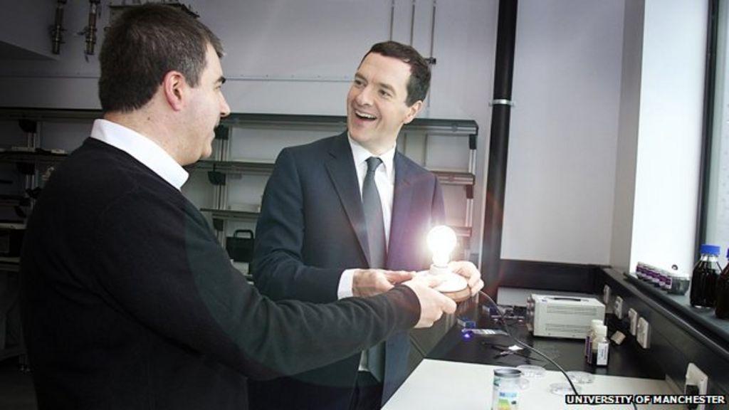 sc 1 st  BBC & Graphene light bulb set for shops - BBC News azcodes.com