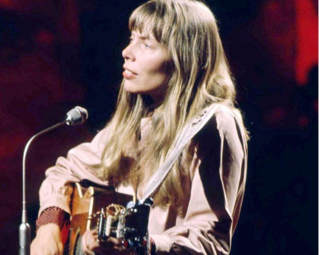 Joni Mitchell: Seven essential songs - BBC News