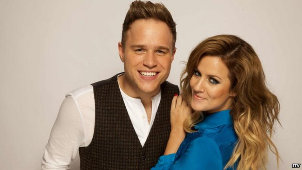 Olly Murs And Caroline Flack To Host The X Factor Bbc News