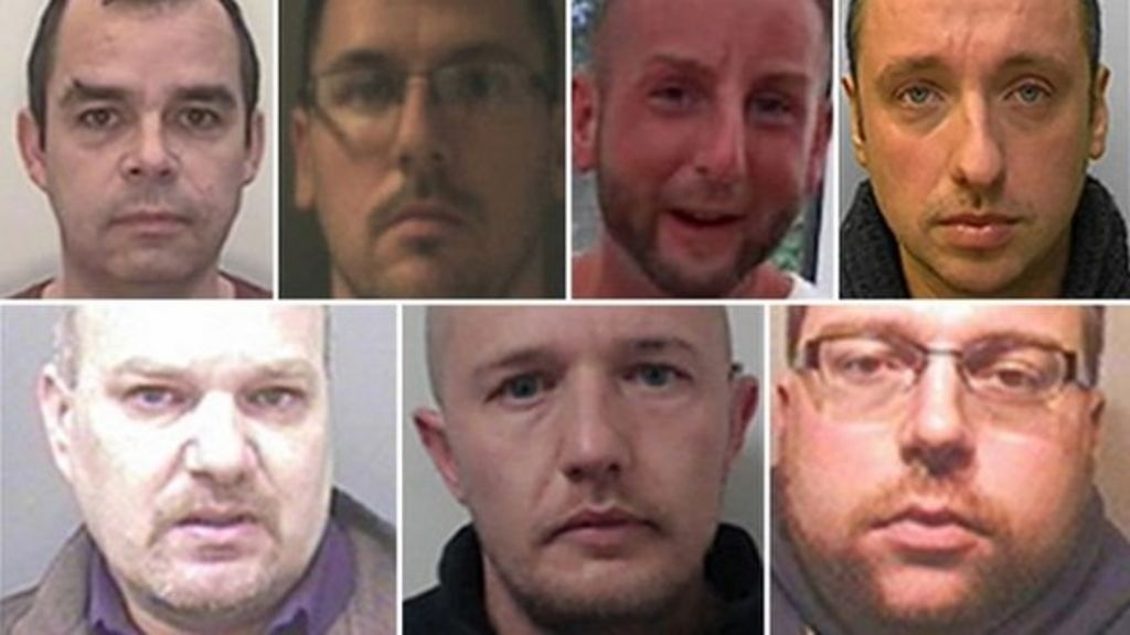 Pedophile Ring Arrests