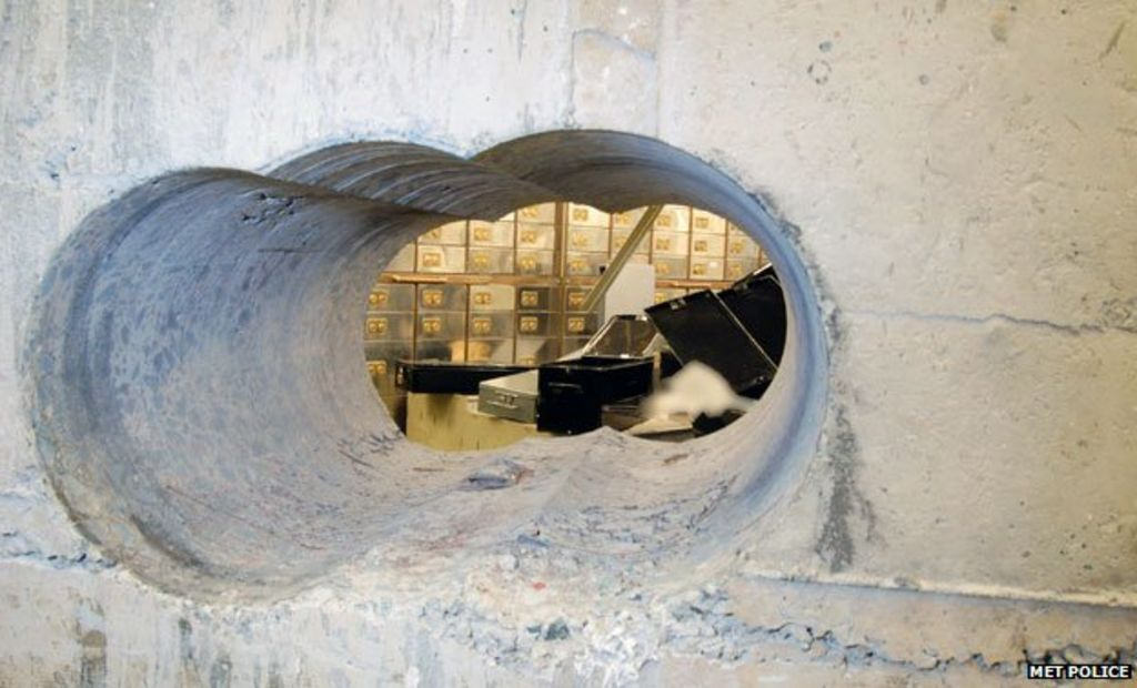 The heist: What I've learned about the Hatton Garden raid - BBC News