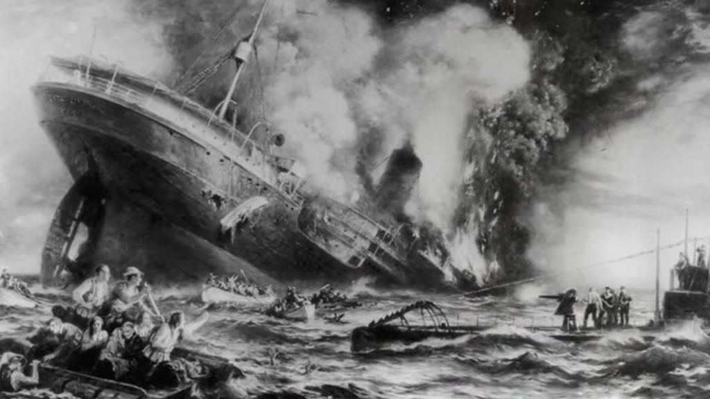 Lusitania Survivors Tales As 100 Year Anniversary