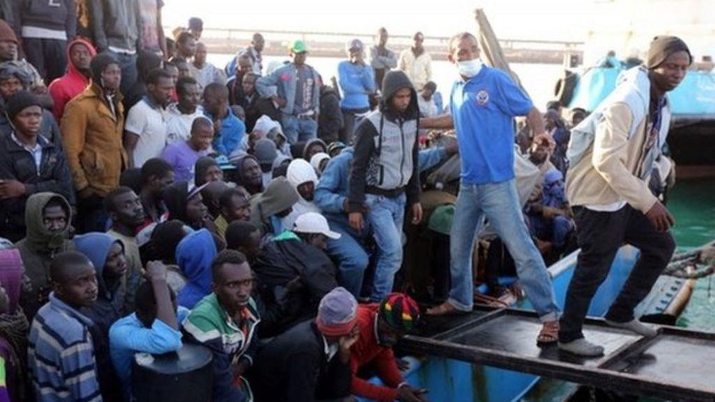 Mediterranean migrant crisis: EU refugee quotas to be