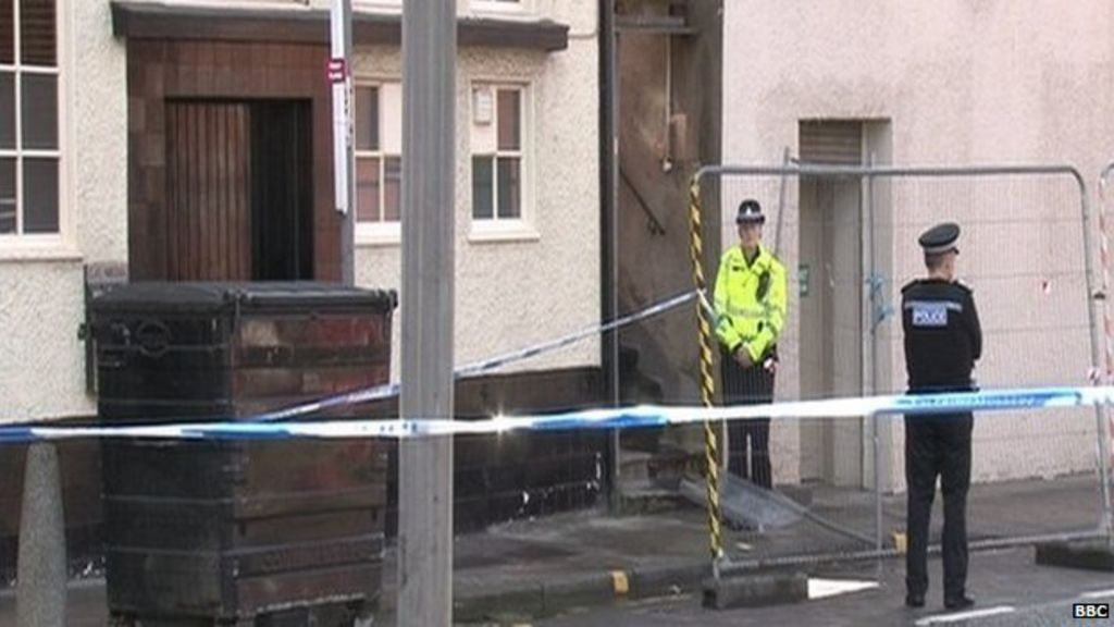 scott gillies named as man who died in partick flat