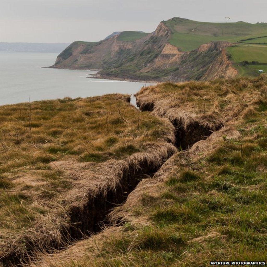 Colorado News: Dorset Jurassic Coast Cliff Crack Causes Concern