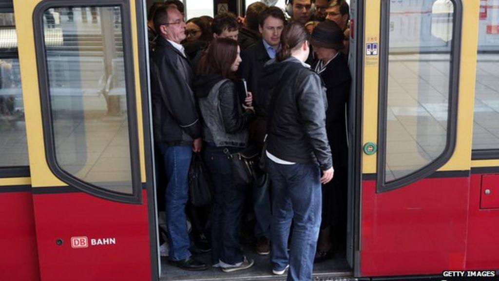 Bahn Strike