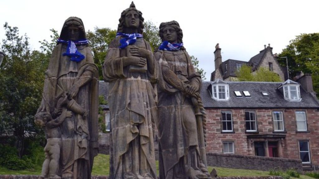 Inverness Caledonian Thistle Scarf