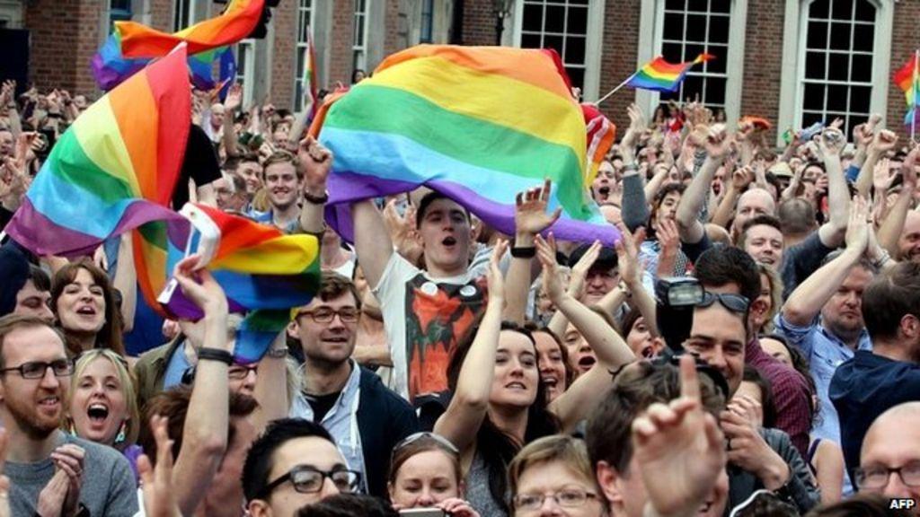 Irish referendum gay marriage date