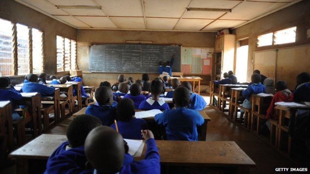 african sex at school