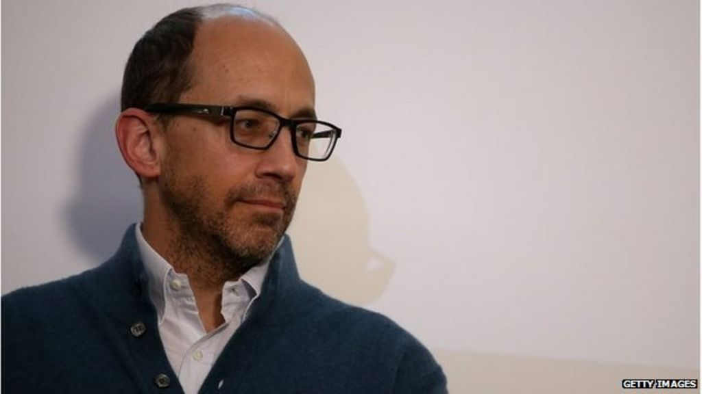 Twitter's Dick Costolo steps down as chief executive - BBC ...