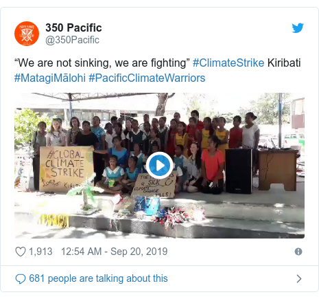 Millions march against climate change worldwide