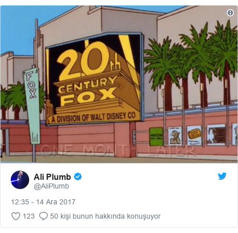 @AliPlumb tarafından yapılan Twitter paylaşımı: