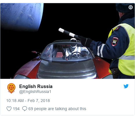 Twitter post by @EnglishRussia1: