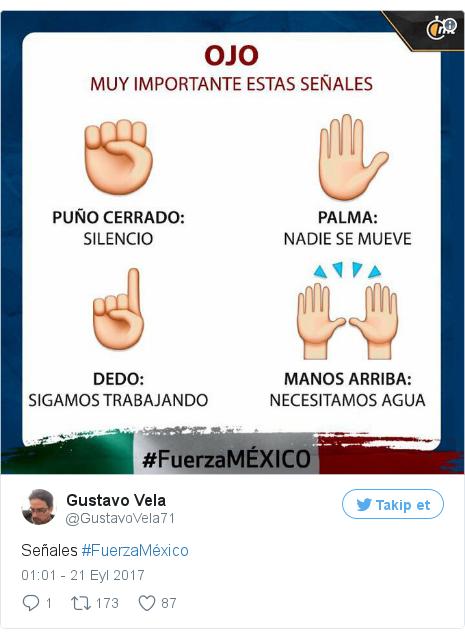 @GustavoVela71 tarafından yapılan Twitter paylaşımı: Señales #FuerzaMéxico pic.twitter.com/lW8lETiVZj