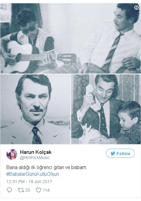 @HrnKlckMusic tərəfindən edilən Twitter paylaşımı