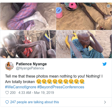 Ujumbe wa Twitter wa @NyangePatience: Tell me that these photos mean nothing to you! Nothing! I Am totally broken 😪😪😪😪😪😪😪😪😪 #WeCannotIgnore #BeyondPressConferences