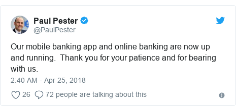 how to know your banking app is real