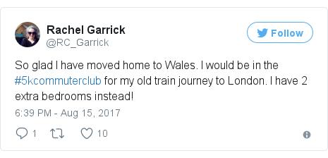 Twitter post by @RC_Garrick