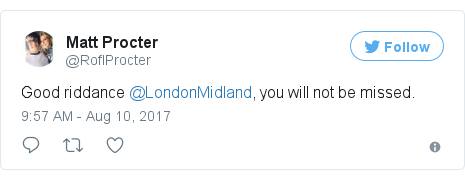 Twitter post by @RoflProcter
