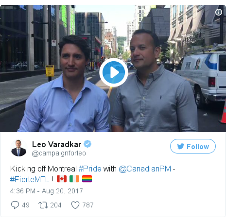 Twitter post by @campaignforleo