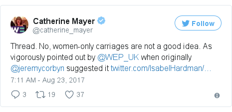 Twitter post by @catherine_mayer